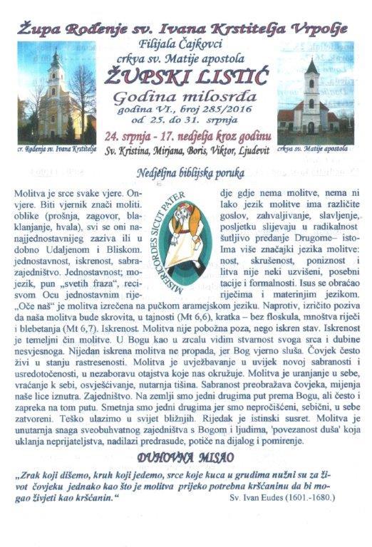 Ž. listić 285 1